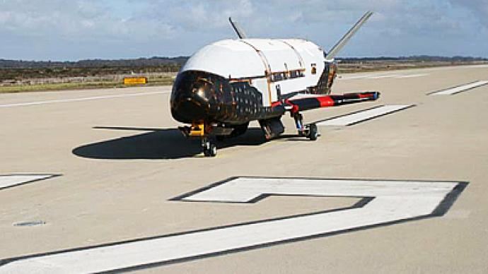 US military spacecraft shrouded in secrecy