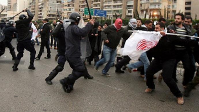 Violence engulfs Egypt