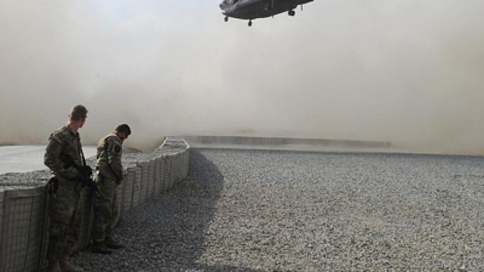 US forces annihilate Afghan village