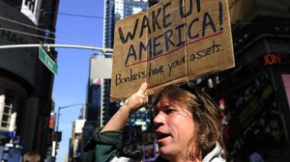 Occupy Wall Street – The camp organization