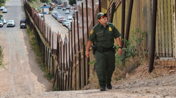 Despite violence, US says border with Mexico safe
