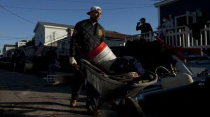 FEMA hides up to a thousand trailers from displaced Sandy victims