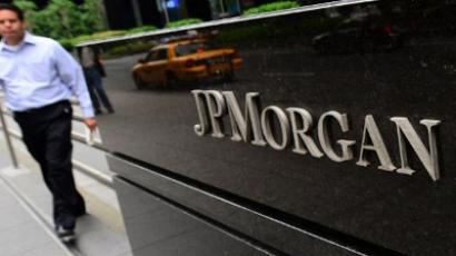 FBI begins investigation of JPMorgan Chase