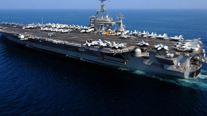 War in August? US sends fourth aircraft carrier and dozens of underwater drones towards Iran
