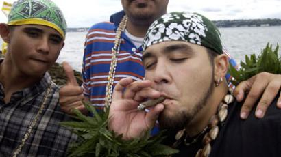 DEA chiefs urge Obama to nullify Washington and Colorado pot laws