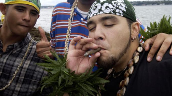Smoke em if you got em! Marijuana now legal in Washington State