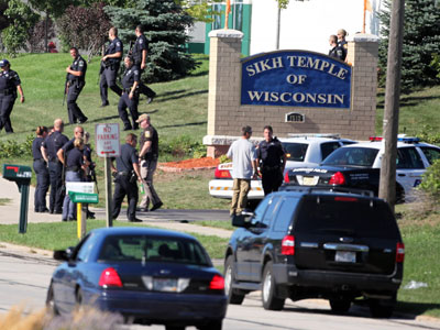 FBI: Sikh temple shooter killed self
