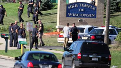 Army vet alleged shooter in  Sikh temple attack