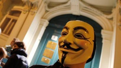 Anonymous fights Arizona censorship bill with 'butthurt form'
