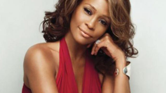 Whitney Houston looks to Russia!