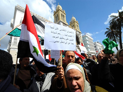 US-supported Arab Spring may backfire on ally Israel