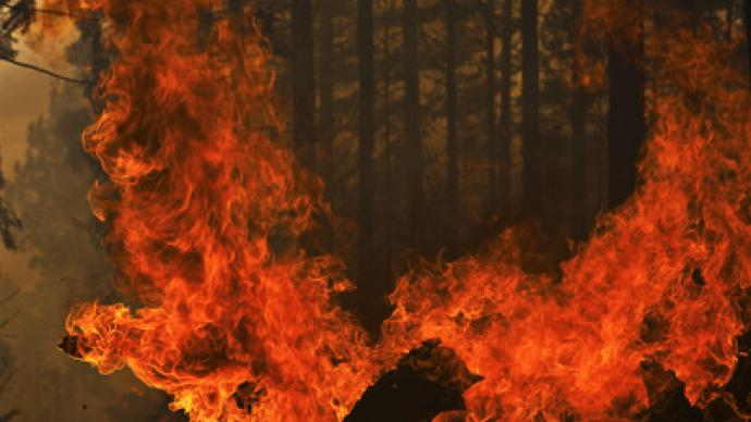 Wildfires force California to declare state of emergency (PHOTOS)