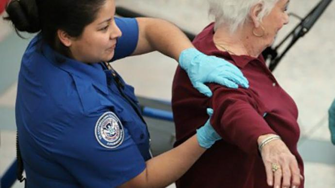 Woman claims TSA molested her during pat-down
