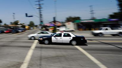 LAPD under investigation for woman's mid-arrest death