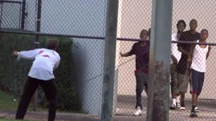 'Zombie attack' prank stuns Miami residents