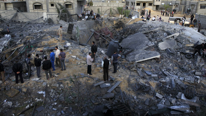 Lessons of the Gaza ceasefire