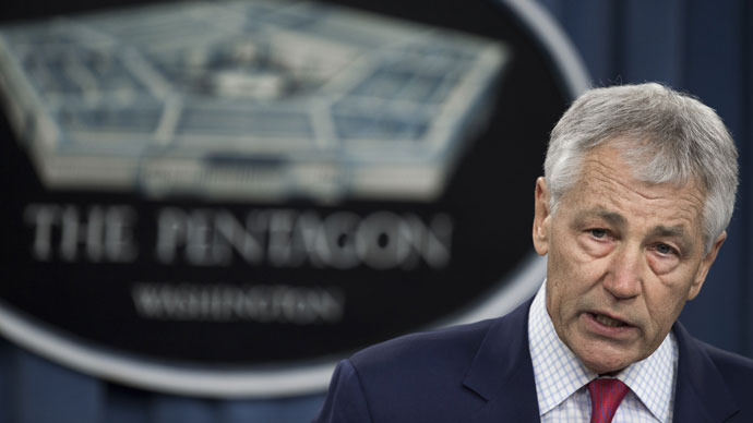 The enigma of Chuck Hagel