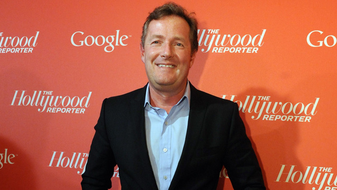 The Peerless Malevolence of Redcoat Piers Morgan