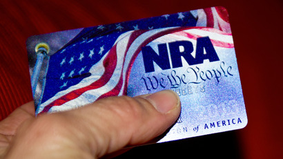 The NRA is not a political party