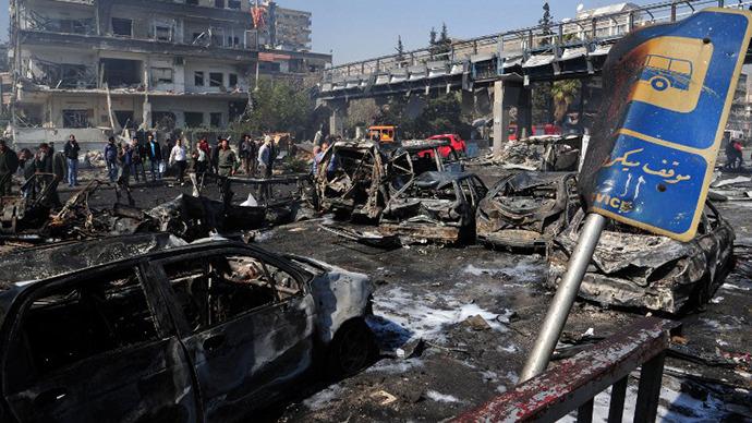 'Syrian rebels too weak to target Hezbollah sites'