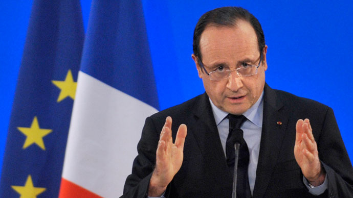 'A very unfortunate decision': French President gets UNESCO peace prize