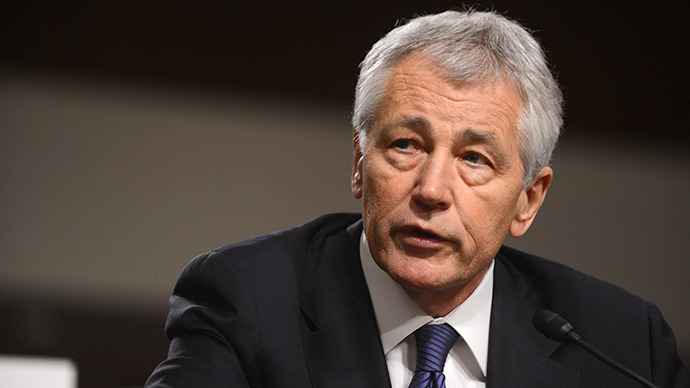 'Holdup of Hagel's appointment as Defense Sec. was public theater'