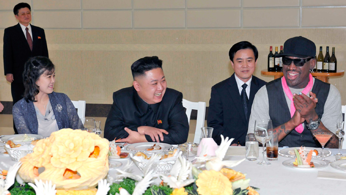 Basketball diplomacy in North Korea