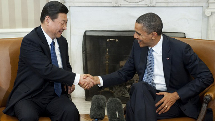 China and US on same side of 'conflict'