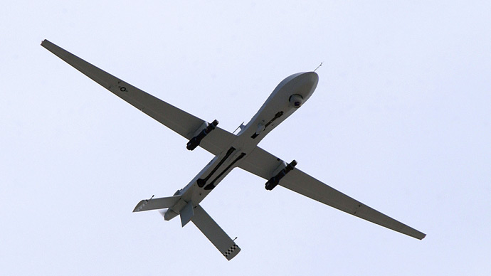 US 'main supplier of drone terrorism' on the planet