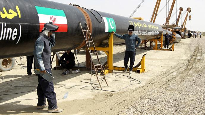 Iran-Pakistan 'lifeline': Pipeline aims for global power balance