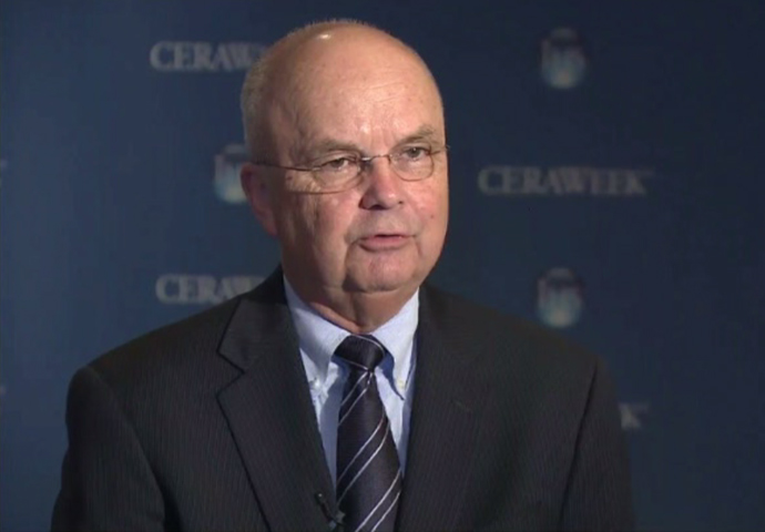 Michael Hayden, former head of NSA, CIA, talking to RT.