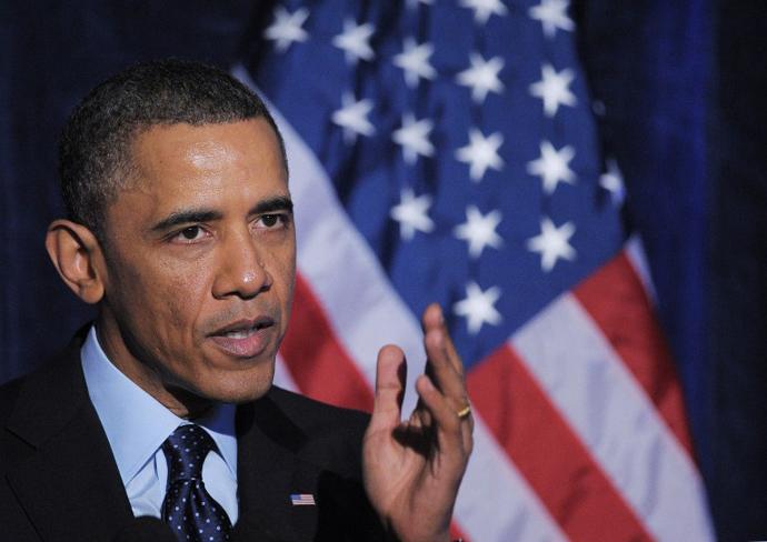 US President Barack Obama. (AFP Photo / Mandel Ngan)