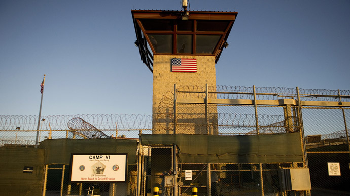 Gitmo Hunger Strike: 'Prisoners put their lives on the line in a medieval torture chamber'