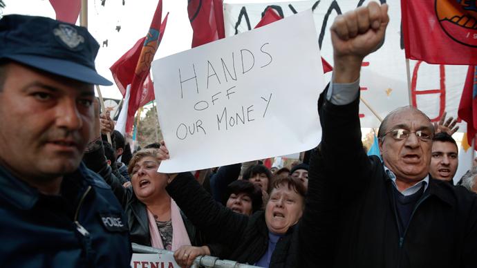 Cyprus: The erosion of trust