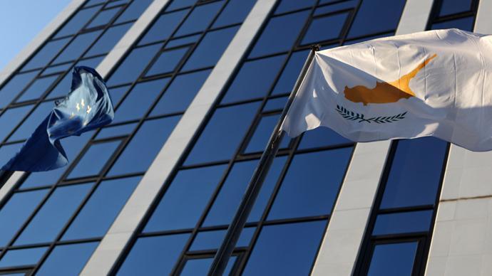 'Cyprus no longer part of Eurozone'