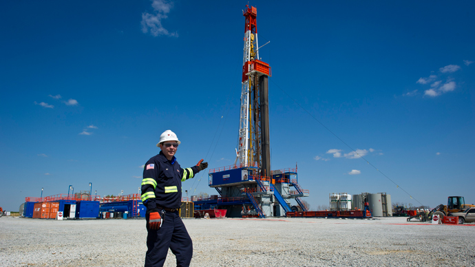 America's shale energy revolution is another Ponzi fraud