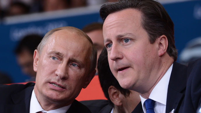 Russia-UK strategic dialogue: New modalities