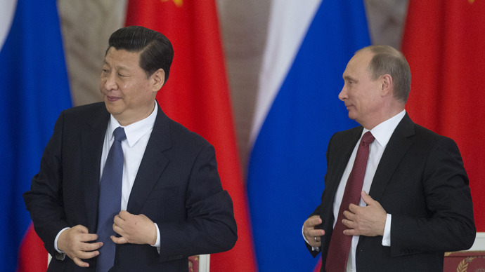 'Russia and China are BRICS' central pillars'