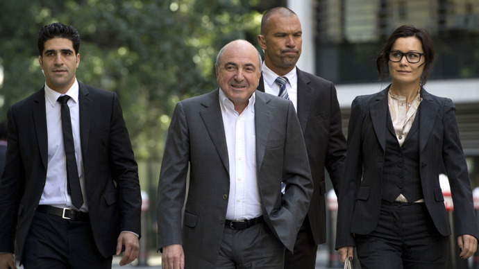 'Berezovsky was on the hook for hundreds of millions of pounds'