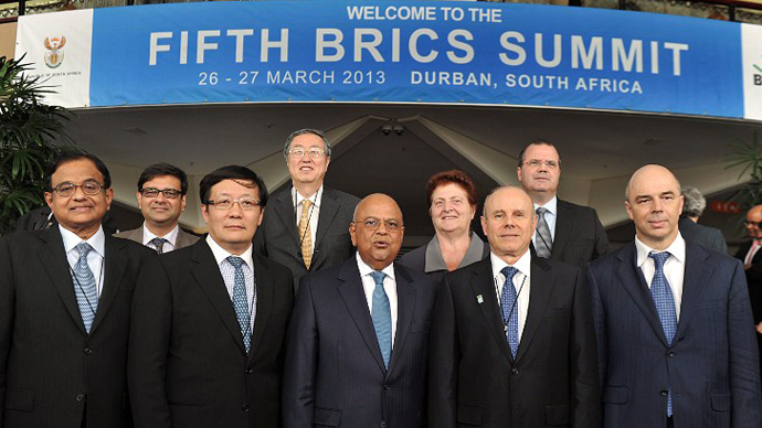 BRICS in the Great Wall