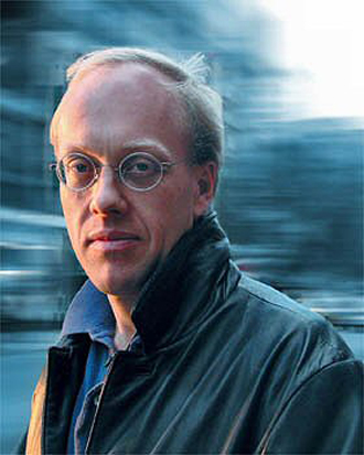 Journalist and author Chris Hedges. (Image from en.wikipedia.org)