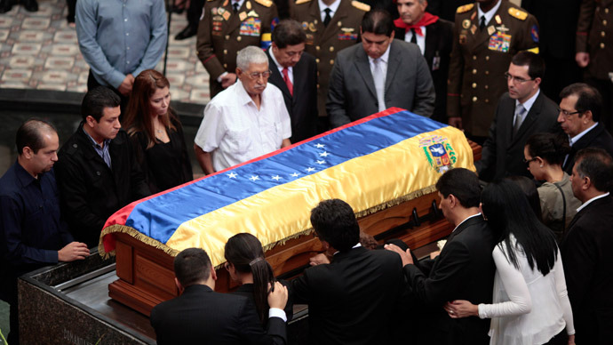 'US to keep vilifying Caracas even with Chavez dead'