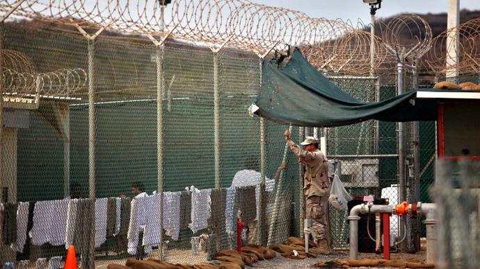 'Prison officials essentially retaliating against Gitmo inmates'