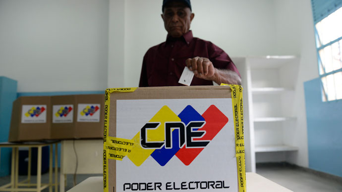 'US encouraging Venezuela's opposition not to recognize election results'