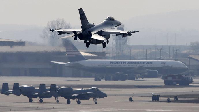 'US wants to take S. Korea into new Korean War'