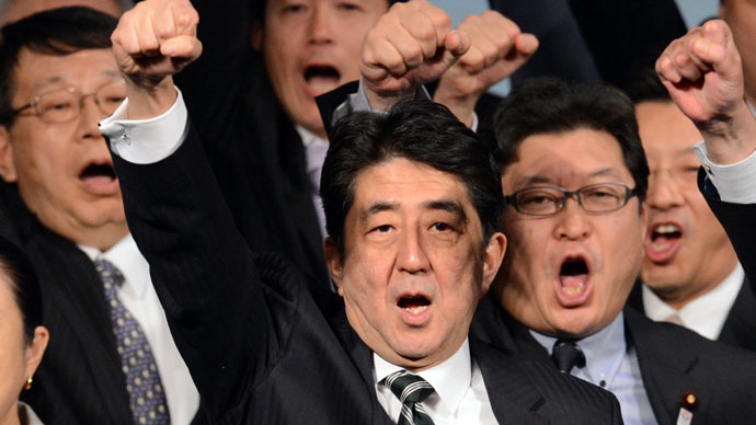 Japan's desperate, dangerous experiment