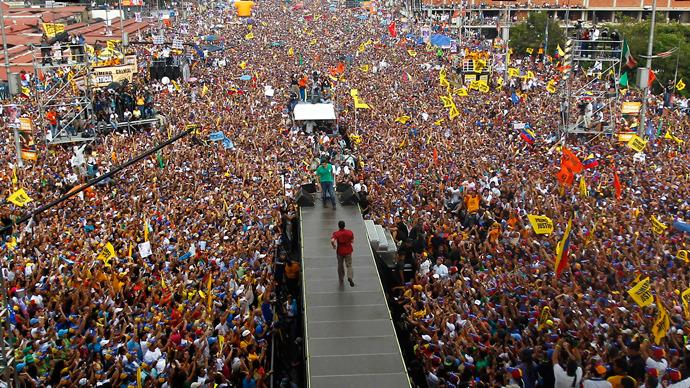 Chavez copycat vs. US poster boy: 'Either way prospects not good for Venezuela'