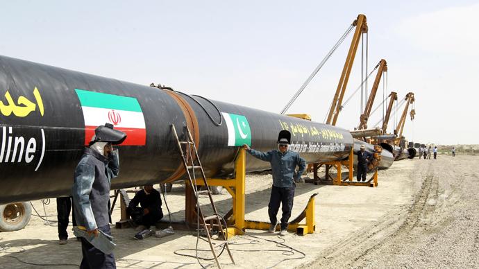 Iran, Pakistan, Syria, Qatar: Pipelineistan at work