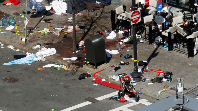 Response to Boston bombings 'will be incredibly disproportionate'