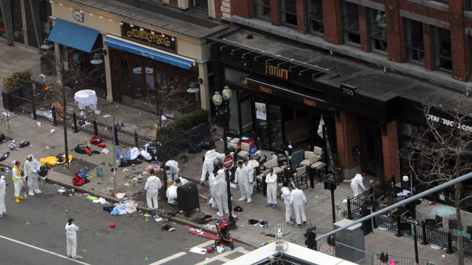 'Boston bombing organizers clearly very serious professionals who know what they're doing'
